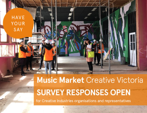 Music Market Survey Responses Open