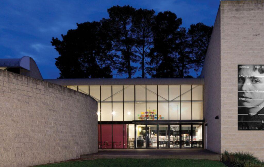Monah Gallery of Art, Photo: Brendan Finn
