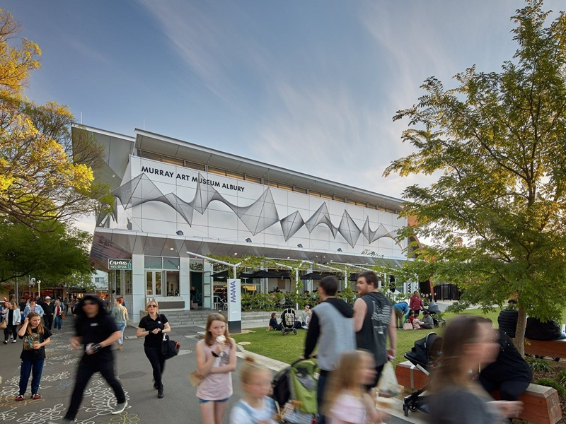 Opportunity: Murray Art Museum Albury (MAMA) Board Recruitment