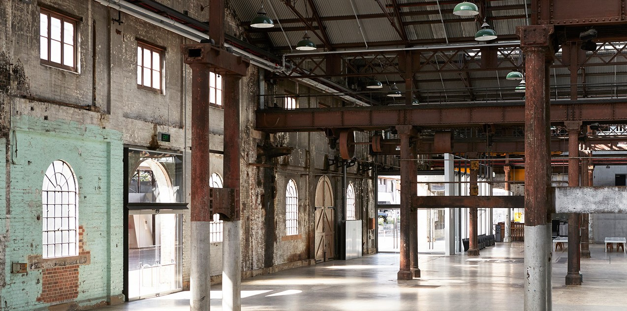 VISION FOR CARRIAGEWORKS